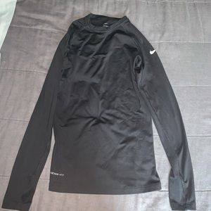Nike Pro Combat Dri-Fit Fitted Top
